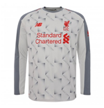 2018-2019 Liverpool Third Long Sleeve Shirt (Kids)