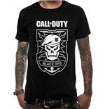 Call Of Duty - Black Ops Skull - Unisex T-shirt Black