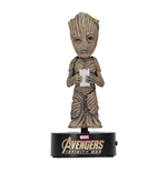 Guardians Of The Galaxy - Groot - Body Knocker - 7 Inch