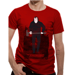 Shining The - Johnny - Unisex T-shirt Red