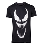 Marvel - Venom Face Men's T-shirt