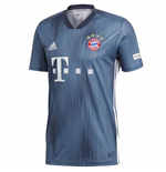 2018-2019 Bayern Munich Adidas Third Football Shirt