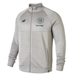 2018-2019 Celtic Training Walkout Jacket (Grey)