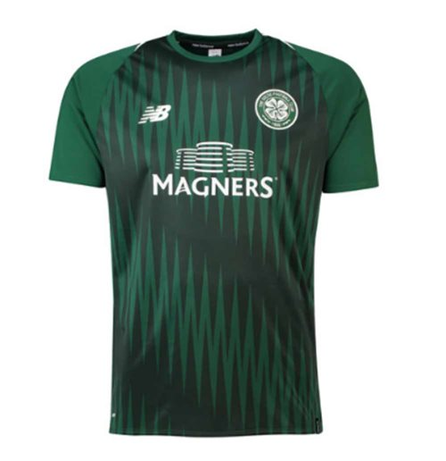 timeless design 3bf3c b9168 2018-2019 Celtic Elite Training Match Day Jersey (Green)