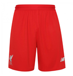 2018-2019 Liverpool Knitted Training Shorts (Red)