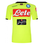2018-2019 Napoli Training Jersey (Yellow)