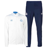 2018-2019 PSV Eindhoven Umbro Woven Tracksuit (White)
