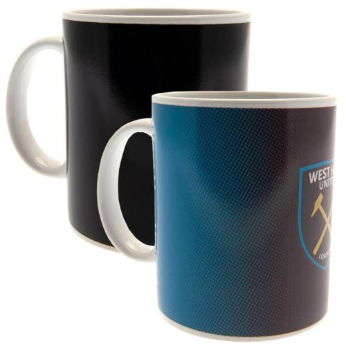 West Ham United F.C. Heat Changing Mug
