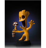 Marvel Comics Mini-Statue Groot & Rocket 16 cm