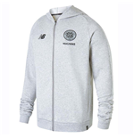 2018-2019 Celtic Mens Elite Leisure Hoody (Grey)