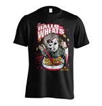 Halloween T-Shirt Hallowheats Cereal