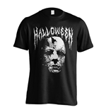 Halloween T-Shirt Black Metal