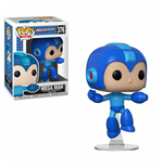 MegaMan POP! Games Vinyl Figure MegaMan (Jumping) 9 cm