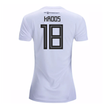 2018-19 Germany Home Womens Shirt (Kroos 18)