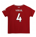 2018-2019 Liverpool Home Baby Kit (Virgil 4)