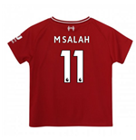2018-2019 Liverpool Home Baby Kit (M Salah 11)