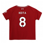 2018-2019 Liverpool Home Little Boys Mini Kit (Keita 8)