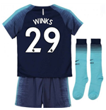 2018-2019 Tottenham Away Nike Little Boys Mini Kit (Winks 29)