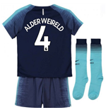 2018-2019 Tottenham Away Nike Little Boys Mini Kit (Alderweireld 4)