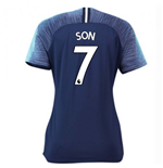2018-2019 Tottenham Away Nike Ladies Shirt (Son 7)