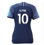 2018-2019 Tottenham Away Nike Ladies Shirt (Kane 10)