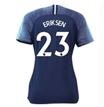 2018-2019 Tottenham Away Nike Ladies Shirt (Eriksen 23)