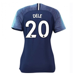 2018-2019 Tottenham Away Nike Ladies Shirt (Dele 20)