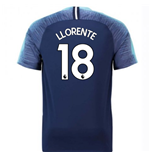 2018-2019 Tottenham Away Nike Football Shirt (Llorente 18)