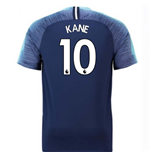 2018-2019 Tottenham Away Nike Football Shirt (Kane 10)