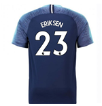 2018-2019 Tottenham Away Nike Football Shirt (Eriksen 23) - Kids