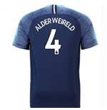 2018-2019 Tottenham Away Nike Football Shirt (Alderweireld 4) - Kids