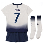 2018-2019 Tottenham Home Nike Baby Kit (Son 7)