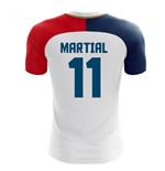 2018-19 France Away Concept Shirt (Martial 11)