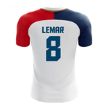 2018-19 France Away Concept Shirt (Lemar 8)