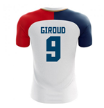 2018-19 France Away Concept Shirt (Giroud 9)