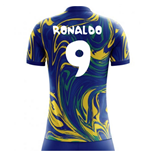 2018-19 Brazil Away Concept Shirt (Ronaldo 9) - Kids