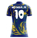2018-19 Brazil Away Concept Shirt (Neymar Jr 10)