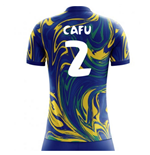 2018-19 Brazil Away Concept Shirt (Cafu 2) - Kids