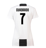 2018-19 Juventus Womens Home Shirt (Cuadrado 7)