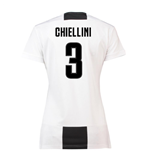 2018-19 Juventus Womens Home Shirt (Chiellini 3)
