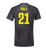 2018-19 Juventus Third Football Shirt (Pirlo 21) - Kids