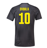 2018-19 Juventus Third Football Shirt (Dybala 10) - Kids