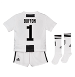 2018-19 Juventus Home Mini Kit (Buffon 1)