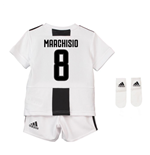 2018-19 Juventus Home Baby Kit (Marchisio 8)