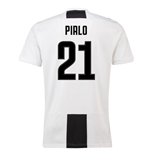 2018-19 Juventus Home Shirt (Pirlo 21) - Kids