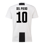2018-19 Juventus Home Shirt (Del Piero 10) - Kids
