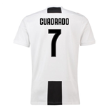 2018-19 Juventus Home Shirt (Cuadrado 7) - Kids