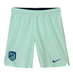 2018-2019 Atletico Madrid Third Nike Football Shorts (Kids)