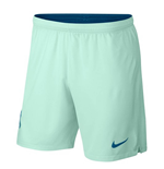 2018-2019 Atletico Madrid Third Nike Football Shorts (Green)