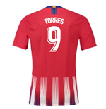 2018-2019 Atletico Madrid Authentic Vapor Match Home Nike Shirt (Torres 9)